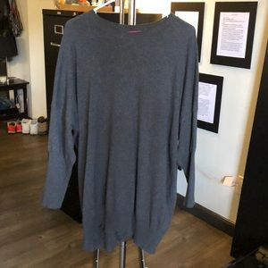 Gray Sweater Dress from Boohoo